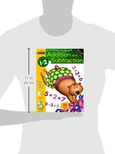 Addition and Subtraction (Grades 1 - 2) (Golden Step Ahead Plus)
