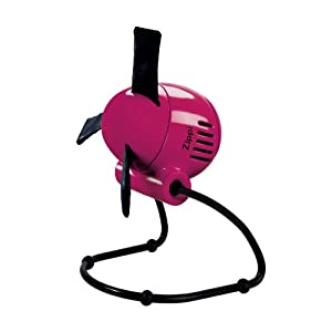 Vornado Zippi Personal Fan, Raspberry