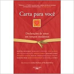 Carta Para Voce (Em Portugues do Brasil) (Portuguese Brazilian