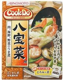 Cook Do 八宝菜