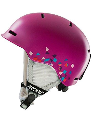 Casco da sci per bambini Junior ATOMIC Mentor, colore rosa, taglia unica, AN5005246XS