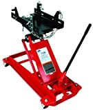 IMAGE OF ATD ATD-7435 1/2 Ton Heavy-Duty Hydraulic Floor Style Transmission Jack