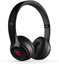 Beats by Dr. Dre Solo2 Cuffie On-Ear con Control Talk, Nero