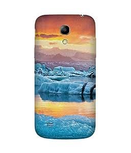 Antarctic Rays Samsung Galaxy S4 Mini Case
