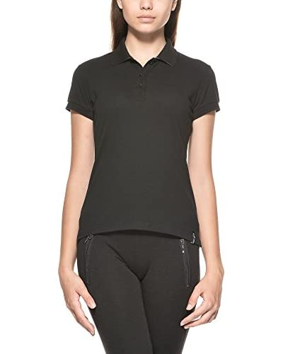 TUCANO URBANO Polo Stretch Lady [Nero]