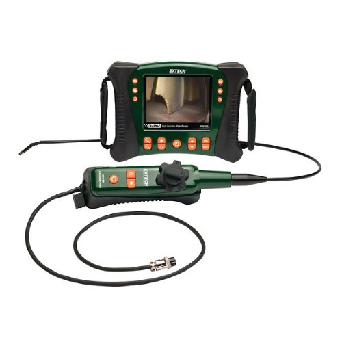 Extech High Definition Articulating Videoscope Inspection Camera