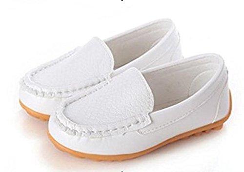 d6e5cecf4e98e ... クローバーシューズ)clover shoes シンプル カジュアル 子供 キッズ 靴 ベビー フラット シューズ モカシン ローファー