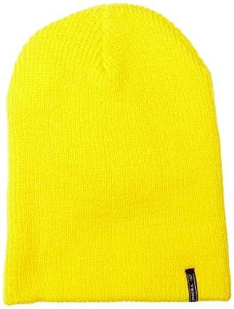 O'Neill Dolomiti Beanie Men's Hat Pure Yellow One Size