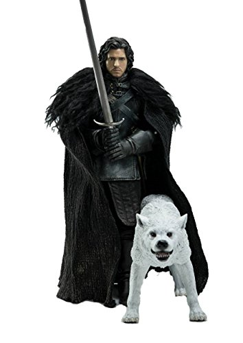 Jon Snow Sixth Scale Figure by Threezero Game of Thrones Sideshow
