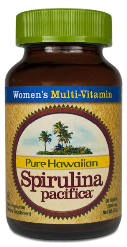 Nutrex Hawaii Hawaiian Spirulina Pacifica Womens Vitamins 