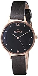 Skagen Anita Analog Grey Dial Womens Watch - SKW2267