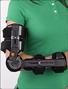 Bledsoe Telescoping Elbow Brace, Right Hand Attachment Small Right