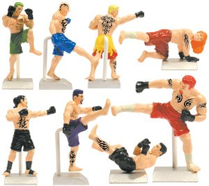 Fight Club Figures