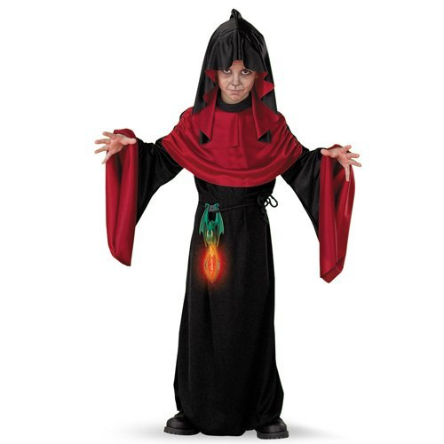 Child's 'Evil Wizard Robe' Costume