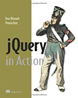 jQuery in Action Front Cover