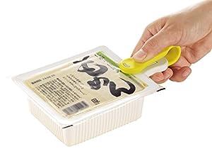 パール金属 ベジクラ 豆腐 ゼリー パック カッター 【日本製】 C-323