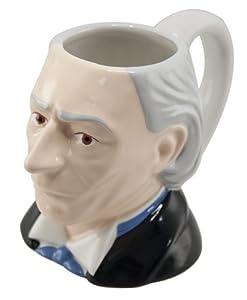 Dr Who Ceramic 3D Mug - William Hartnell (1st Dr)