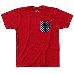 US Soccer Stars Pocket T-shirt