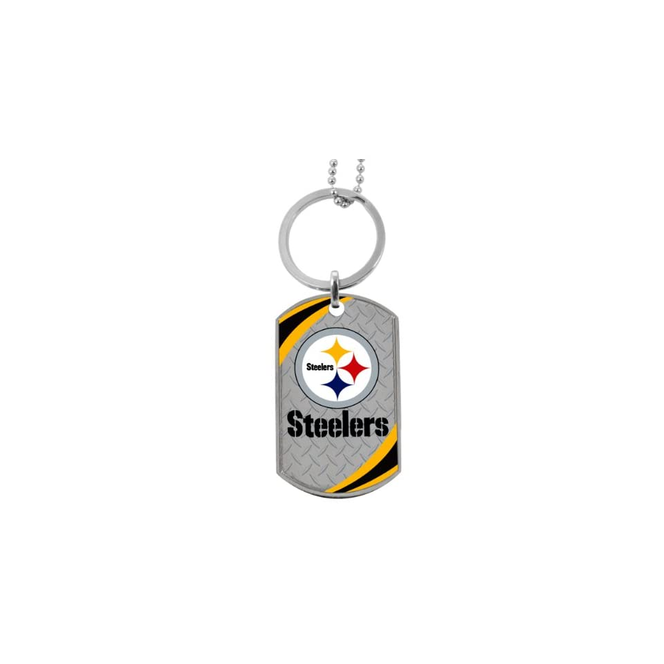 NFL Pittsburgh Steelers Team Dog Tag