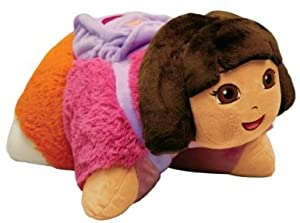 """Pillow Pets 11"""" Pee Wees - Dora the Explorer from Nickelodeon"""