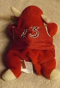Ty Beanie Babies - Snort the Bull