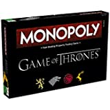 Winning Moves - Jjso0002537 - Monopoly - Game Of Thrones