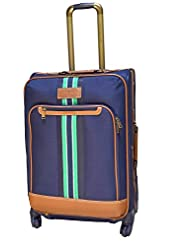 Tommy Hilfiger Santa Monica Polyester Navy Luggage Set (TH/STM08055)