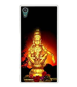 Lord Ayyappa 2D Hard Polycarbonate Designer Back Case Cover for Sony Xperia Z5 :: Sony Xperia Z5 Dual
