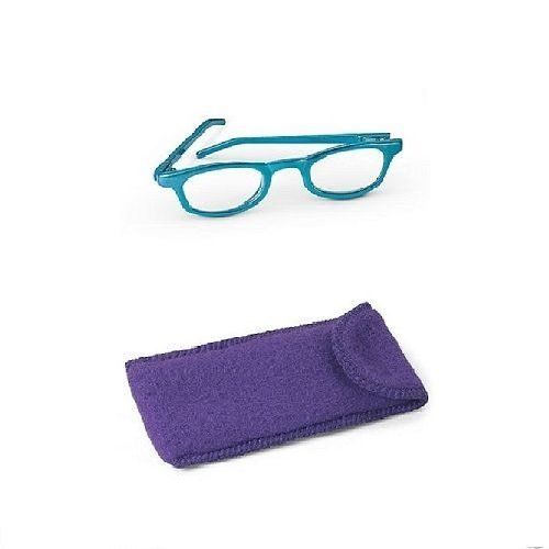 American Girl Blue Glasses for Dolls - 1