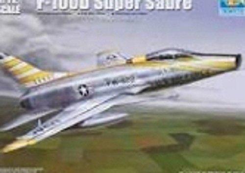 trumpeter-1649-f-100d-super-sabre-importado-de-alemania