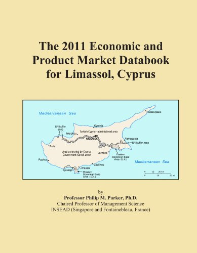 The 2011 Economic and Product Market Databook for Limassol, Cyprus