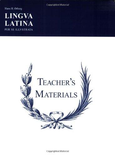 lingua latina per se illustrata pars ii pdf