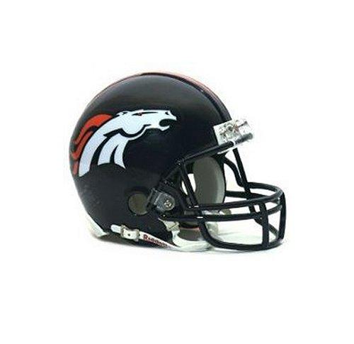 NFL Denver Broncos Replica Mini Football Helmet (Nfl Mini Football Helmets compare prices)