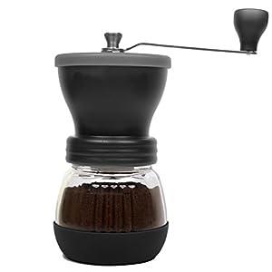 DuraCasa Manual Coffee Grinder - High Quality Burr Coffee Grinder - Coffee Maker With Grinder For Espresso - Roasted Coffee Bean Grinder - Burr Grinder Coffee Mill - Best Manual Coffee Grinder Period! from DuraCasa