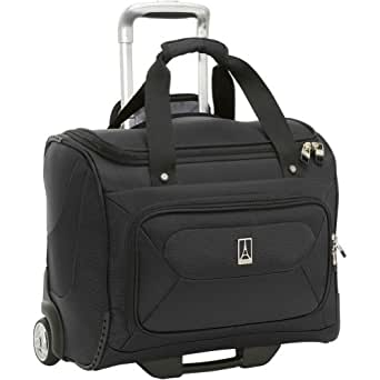Travelpro Maxlite Rolling Carry-On Tote, Black, One Size