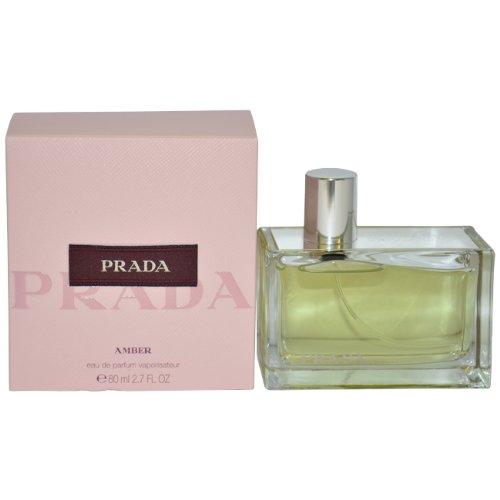 Prada Amber by Prada for Women Eau De Parfum Spray 2 7 Ounce