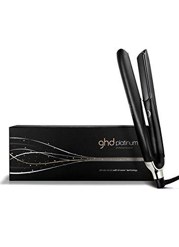ghd Black Platinum Styler mit Tri-ZoneTechnologie Glätteisen Haarglätter Eclipse