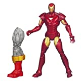 Marvel Universe マーベル Build a Figure Collection Terrax! Series Marvel Legends Extremis Iron Man Figure 6 Inches マーベルレジェンド アイアンマン【並行輸入品】