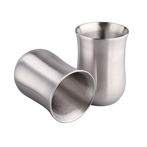 IMEEA-2-Piece-Brushed-Double-deck-SUS304-Stainless-Steel-Drinking-Cups-Tumblers-for-Kids-and-Children-73oz210ml