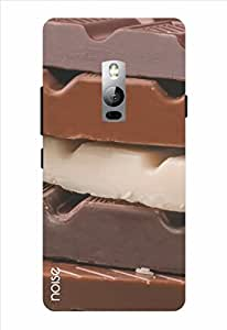 Noise Chocolate Bars Printed Cover for OnePlus 2