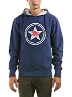 Hot Buttered Sudadera con Capucha Diamondhead (Azul)