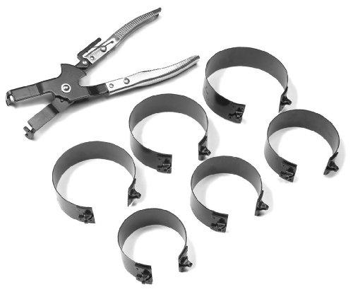 Alltrade 940387 Kit 69 Piston Ring Compressor Tool Set
