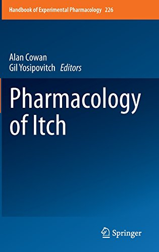 Pharmacology of Itch (Handbook of Experimental Pharmacology) PDF