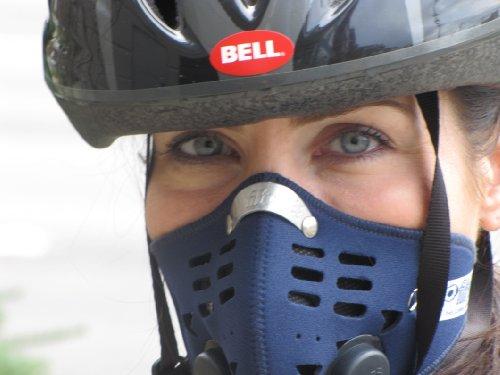 Filt-R Reusable Neoprene Commuter Pollution Mask