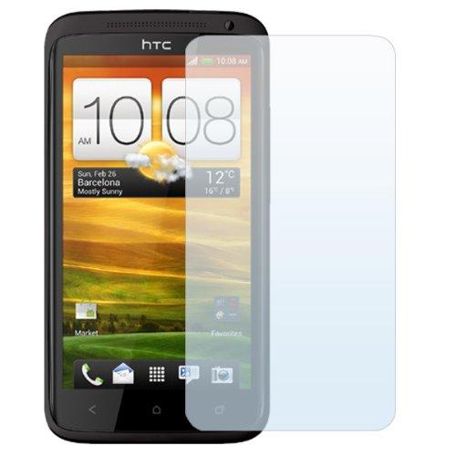 PrimaCase - x3 Stück - Displayschutzfolie für HTC One X / One X+ Plus / One XL