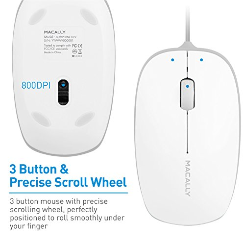 how to connect a wired mouse to a mac