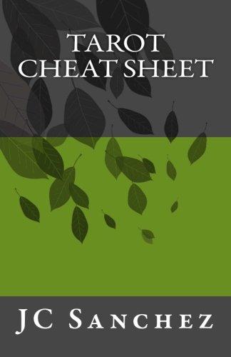 Tarot Cheat Sheet (Tarot Cheat Sheet compare prices)