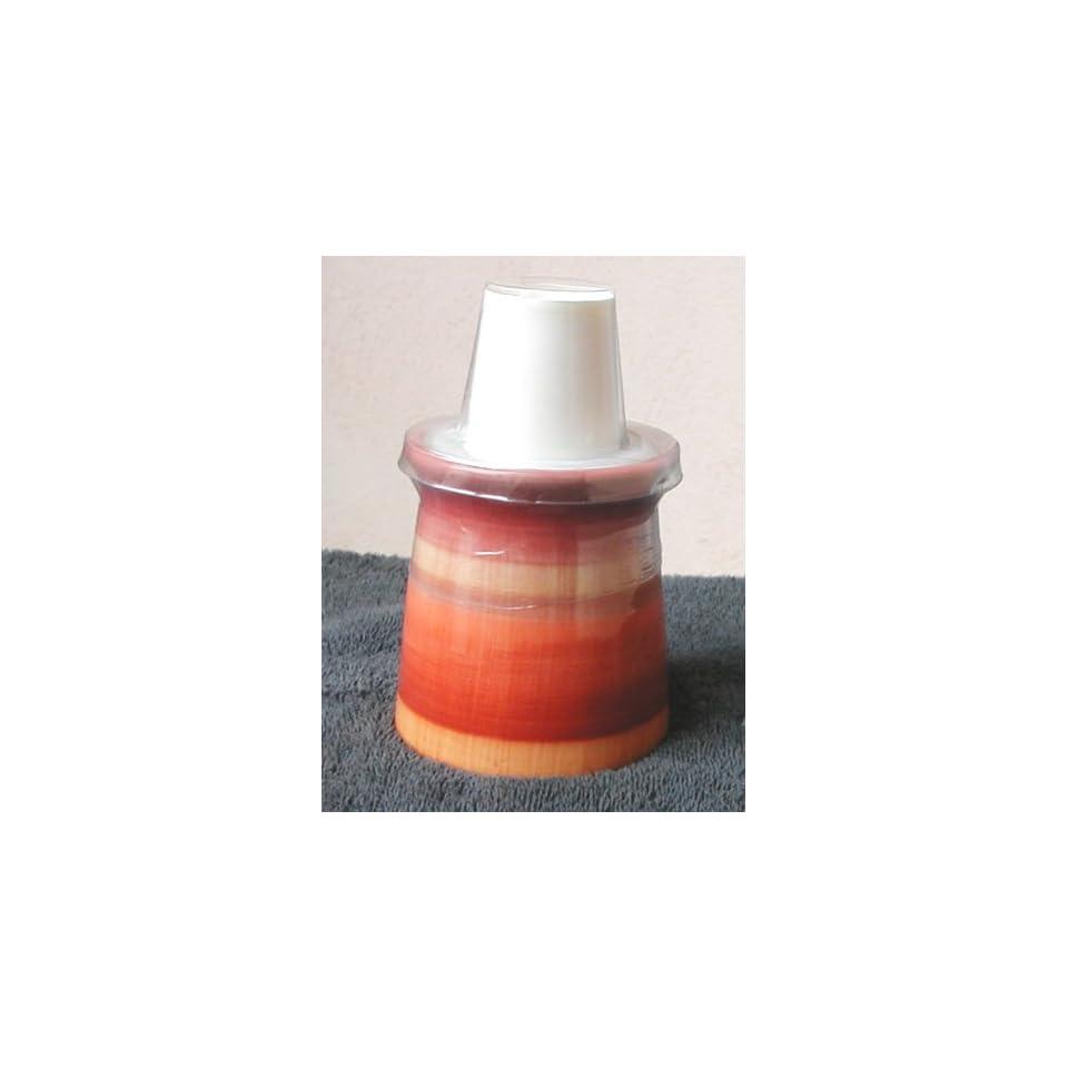 Dixie Kitchen: Countertop Ceramic Dixie Cup Dispenser On PopScreen