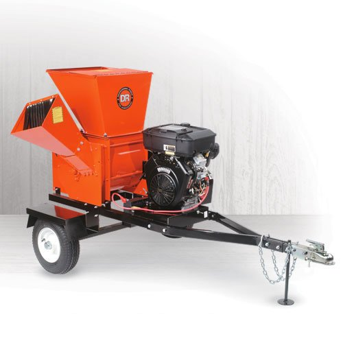 DR Chipper/Shredder 18 HP Electric Start Pro-XL
