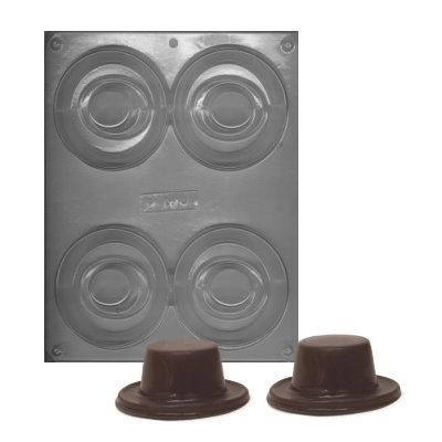 Top Hat Candy Mold (Hat Chocolate Mold compare prices)